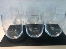 Virgin Atlantic Airlines stemless wine glasses (6) #1