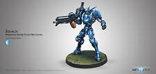 Infinity - PanOceania: Squalo (Armored Cavalry Heavy Lancers)  280275