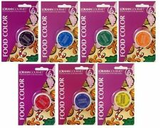 LorAnn Food Coloring Powder 1/2 oz. - You Get All 7 Colors