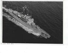 USS TALBOT DEG-4 OFFICIAL NAVY PHOTO