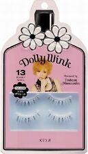 Koji Dolly Wink False Eyelashes #13 Baby Girl Free Shipping New Japan Import