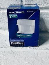 Heath Zenith Hz-5316-Wh Deluxe Replacement Motion Sensor w/ DualBrite, White