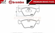 BREMBO GENUINE ORIGINAL PREMIUM BRAKE PADS PAD SET FRONT AXLE P06043