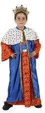 Bb S1105118 Costume per Bambini Th3 Party Re Magio Taglia 7-9 anni