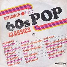 Ultimate 60s Pop Classics CD NEW SEALED Animals/Hollies/Love/Donovan/Cilla Black