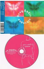 Sexy Sadie ‎– Subsonic CD Single 2001