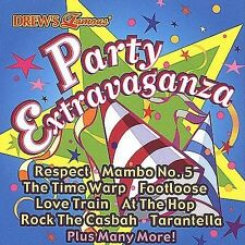 Drew's Famous Party Extravaganza CD  Used