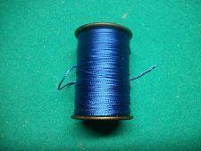 Brownell #4 Nylon Peep Nock Serving Thread Blue