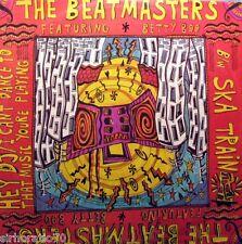 "The BEATMASTERS Hey DJ I Can't Dance / Ska Train 12"" SINGLE"
