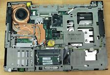 "IBM Lenovo ThinkPad T61 14"" Wide  Motherboard 41W1487 w/ CPU & Bottom Base"
