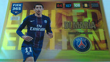 PANINI ADRENALYN XL FIFA 365 2017 Limited Edition DI MARIA