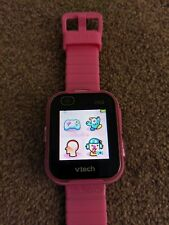VTech DX2 Kidizoom Kids Childrens Smart Watch With Camera, Games,Pink.