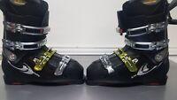 Authentic-Salomon X Wave 8.0 Ski Boots Mens Size 29.0-29.5 US 11.5-12 Adjustable