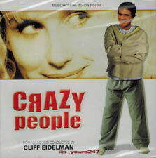 Crazy People - OST [1990/2013] | Cliff Eidelman | CD NEU