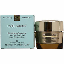 Estee Lauder Revitalising Supreme Global Anti Aging Creme 50ml Skincare