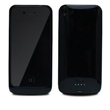 New External Rechargeable Backup Battery Charger Case Cover For AT&T iPhone 4