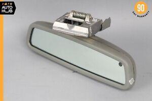 92-95 Mercedes W140 S600 400SEL Interior Rear View Mirror Grey 1408110131 OEM