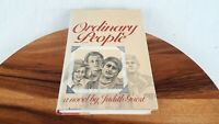 Ordinary People by Judith Guest 1976 1st Edition 2nd Print - Best Picture film!