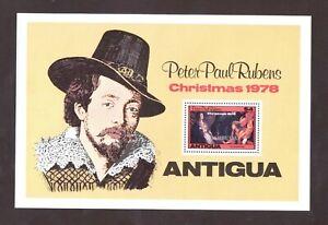 Antigua/Barbuda Souvenir Sheet  # 373 Mint Never Hinged (1978)