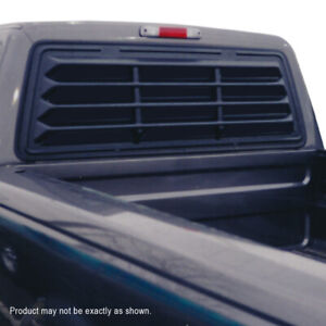 82-93 Chevrolet S10 Pickup WILLPAK ASTRA HAMMOND Textured ABS Rear Window Louver