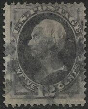 United States #151 12c. Clay Issue Used Fine