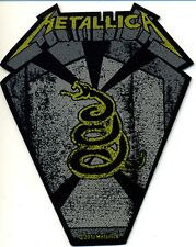 """Metallica """" Pit Boss """" Patch / SEW-ON PATCH 602385#"""
