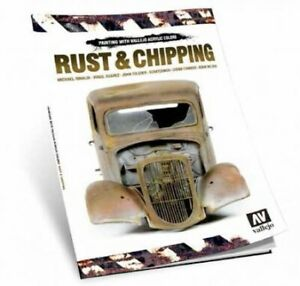 VAL75011 - AV Book - Rust & Chipping 100 pages