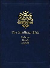 Interlinear Bible-PR-Hebrew/Greek/English by Green, Jay Patrick, Sr. -Hcover