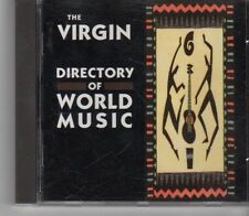 (FX567) The Virgin, Directory Of World Music - 1991 CD