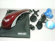 WAHL ALL BODY THERAPEUTIC ELECTRIC VIBRATOR MASSAGER HEAT, 7 ATTACHMENTS 4295A