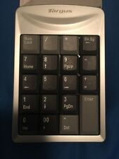 Targus AKP01US Wireless 10-Keypad Stow-n-Go Numeric Accounting Math Number Pad