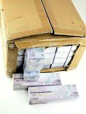 Sterile Disposable Scalpels #15 Carbon Steel 50 Box Surgical Instruments
