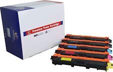 5Pk TN221 BK TN225 Color Toner For Brother HL-3170CDW, MFC-9330CDW, MFC-9340CDW