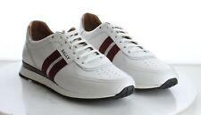 O2 $595 Men's Size 13D Bally Aston Sneaker in White