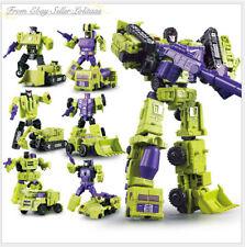 WEIJIANG Transformers MFT KO DX9 DevastatorG1 Engineering Vehicle Robot Toy
