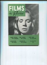 "Films in Review  June-July 1961 Salome Jens Max Steiner ""Angel Baby"" MBX98"