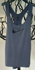 Nike Dri-Fit Sculpt Vest Workout Fitness Activewear Gym Top Small New