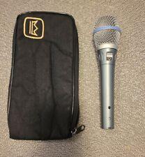 Shure Beta 87A Xlr Microphone