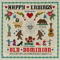 OLD DOMINION - HAPPY ENDINGS [CD]