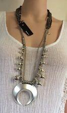 Mimco 💖 Brand New $249 Lunar Eclipse  Necklace Choker + Dust Bag