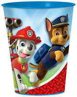 PAW PATROL FAVOR CUP BIRTHDAY PARTY SUPPLIES
