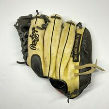 """Rawlings Gamer XLE Series 11.5""""  Glove: G204Y Right Hand glove gold glove"""