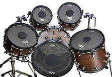 Black Hole Drum Silencing Set for 5pc Kit 22/12/13/16/14
