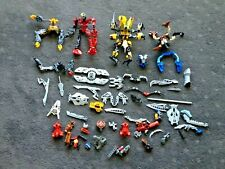 Lego Bionicle Lot From Various Sets