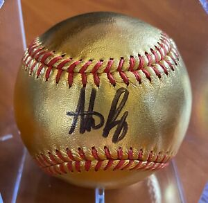👍Anthony Rizzo 24K signed baseball👍