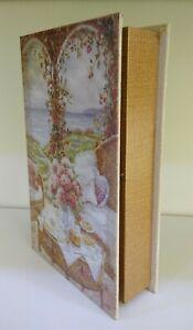 Caja libro decorativa NUEVA
