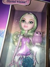 Ever After High Crystal Winter Doll EPIC WINTER SPARKLIZER ***IN-HAND***