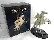 Lord Of The Rings Return Of The King Sideshow Weta Gandalf With Shadowfax Statue
