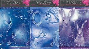 Pink Ink Designs A4 Rice Papers Let It Snow, Free To Dream or Winter Wonderland