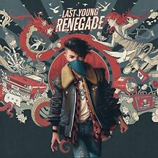 ALL TIME LOW - LAST YOUNG RENEGADE CD (SIGNED CD) AUTOGRAPHED IMPORT